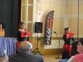 084-DSCF2785 tanečnice flamenga na slavnostní schůzi ke 120. výr