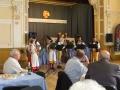 087-DSCF2787 folklórní soubor na slavnostní schůzi ke 120. výroč