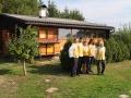 114-DSCF2861 přátelé včelaři s Hodonína - př.Uhrovič - na včelín