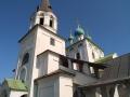 DSCF0187 chrám sv.Cyrila a Metoděje v Chudobíně ( Olomoucký kraj ) 25.4.2015 .JPG