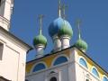 DSCF0188 chrám sv.Cyrila a Metoděje v Chudobíně ( Olomoucký kraj ) 25.4.2015 .JPG