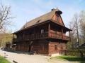 DSCF0404 fojtství z Velkých Karlovic - Bzové - Dřevěné městečko v Rožnově pod Radhoštěm 25.4.2015 .JPG