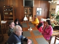 DSCF0536 oběd v restauraci v Ostravě 26.4.2015 .JPG